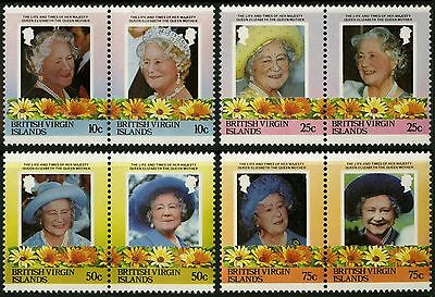Virgin Islands   1985   Scott #509-516   MNH Set