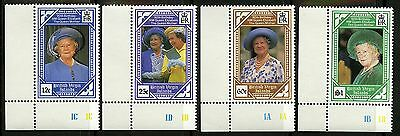 Virgin Islands   1990   Scott #673-676   MNH Set