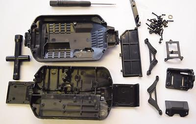Carisma GT24B Chassis Set With Screw Pack