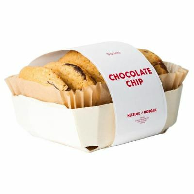 Melrose & Morgan Chocolate Chip Biscuits 180g