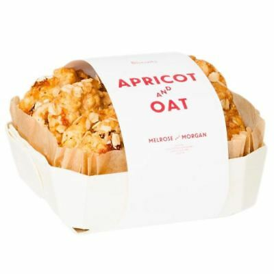 Melrose & Morgan Apricot & Oat Biscuits 180g