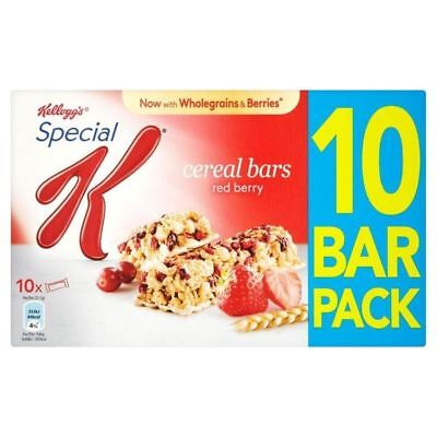Kellogg's Special K Red Berry Bar 10 x 21.5g