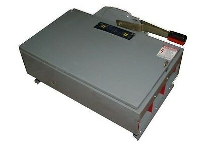 Square D Qmb367W 800A 600V  Used
