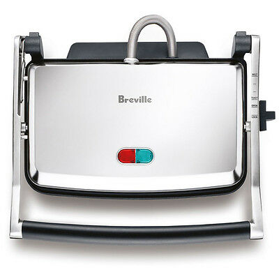 NEW Breville BSG220 Sandwich Press