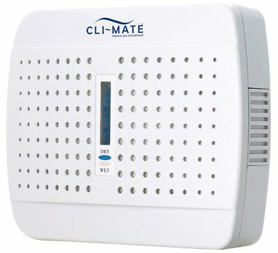 NEW Cli-Mate CLI-DHE Rechargeable Dehumidifier