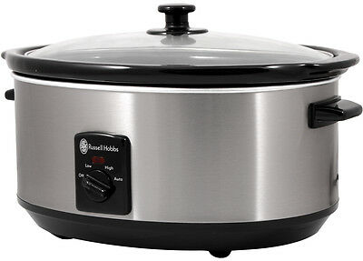 NEW Russell Hobbs Slow Cooker RHSC600