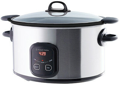NEW Russell Hobbs RHSC650 Searing Slow Cooker