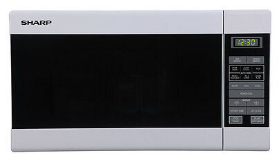 NEW Sharp R210DW Compact Microwave Oven 750W