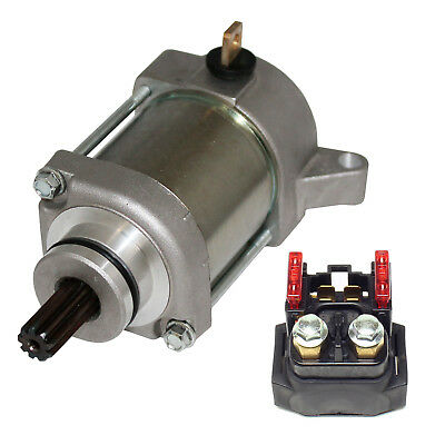 Starter & Relay Solenoid Fit Yamaha Wr450F 2007 2008 2009 2011 2012 2013