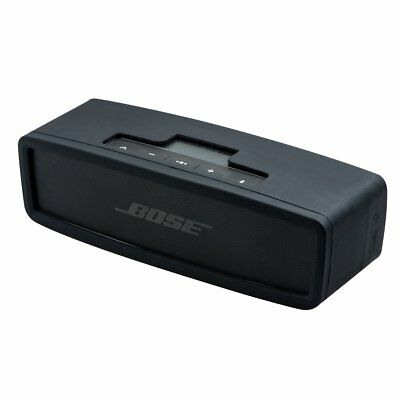 Black Skin Bumper Cover Silicone Carry For BOSE SoundLink Mini Speaker