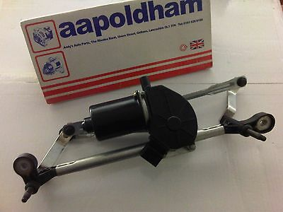 Vauxhall Corsa D 2006-2014 Brand New Front Wiper Motor & Linkage Assembly