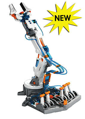 Owi-632 Hydraulic Robotic Arm Kit (Ages 10+)-Free Priority Mail Shipping