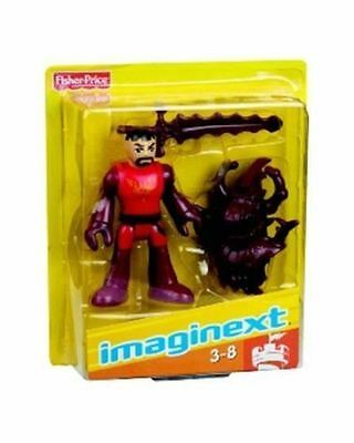 Fisher Price Imaginext Action Figure - Dragon Slayer - (W3511) R4322