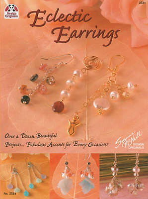 Design Originals Eclectic Earrings DO-2534