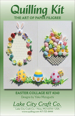 Quilling Kit Easter Collage Q240