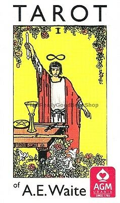 Rider Waite Tarot Deck: 78-Card Deck - Standard English Edition Arthur E. Waite