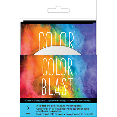 Color Blast Balls  Blue CBBAC-74538