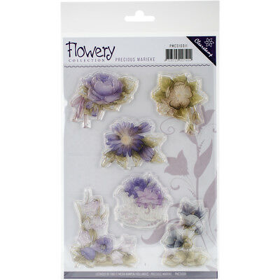 Find It Trading Precious Marieke Clear Stamp Flowery PMC10011