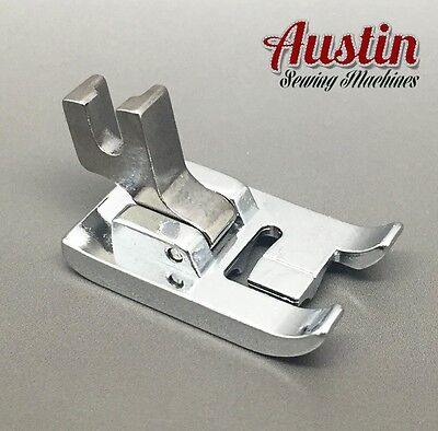 Double Welting / Invisible Zipper Foot Low Shank Fits - MOST MAKES OF MACHINES