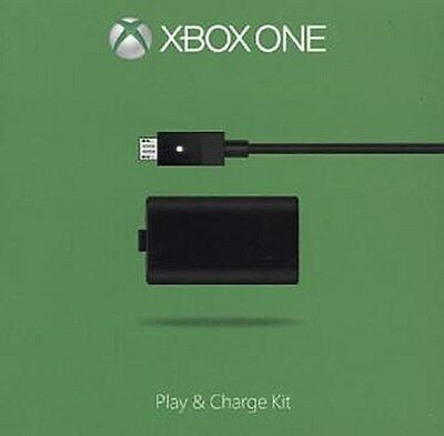 / Xbox One Play & Charge Kit /  0885370817591