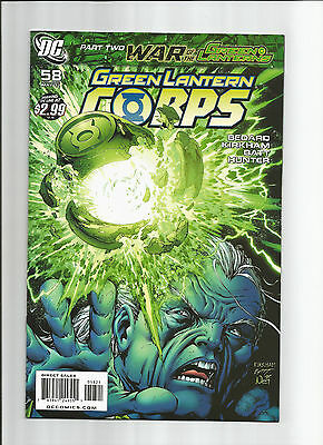 Green Lantern Corps #58 Variant Cover (9.2+)