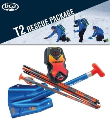 BCA T2 Backcountry Access Tracker 2 Rescue Package
