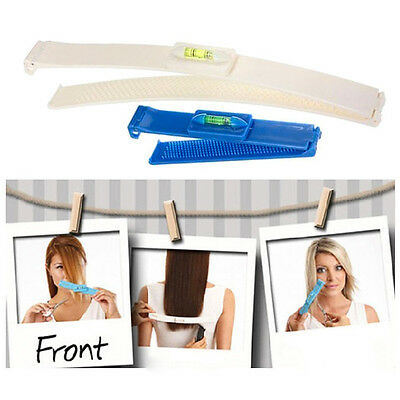 2pcs Styling Set Hair Cut DIY Cutting Clips Fixed Hairstyle Tools