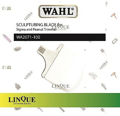 WAHLSnap-on Sculpturing Tattoo Trimmer Blade for Peanut Sigma WA2071-100