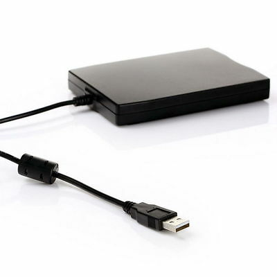 "3.5"" USB 2.0 1.44MB External Portable Floppy Disk Diskette Drive for Laptop LL"