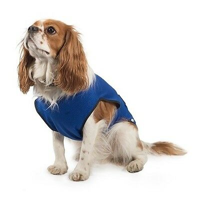 Ancol Pet Dog Cooling Vest / Coat - Cool Down your Dog in Hot Weather