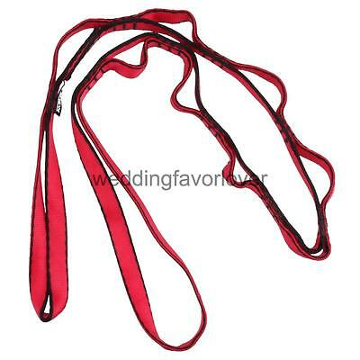 23KN 110cm Mountaineering Rock Climbing Rigging Sling Rope Webbing Strap