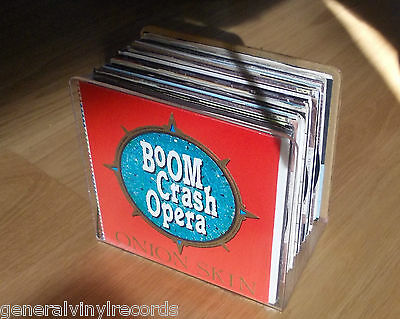 """7"""" single, EP invisible holder;  vinyl records holder   NEW"""