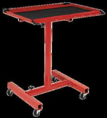 Sealey Tools AP200 Mobile Garage Workstation Trolley Parts Table Metal New