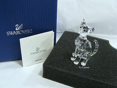 Swarovski Siamese Cat, Clear Crystal Authentic 5135918