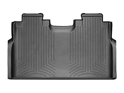 WeatherTech FloorLiner for Ford F-150 SuperCrew 2015-2019 - 2nd Row - Black