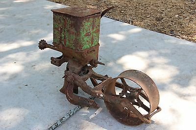 Vintage Planet Jr No 4 Seeder Planter Garden Tool Farming Machine #2