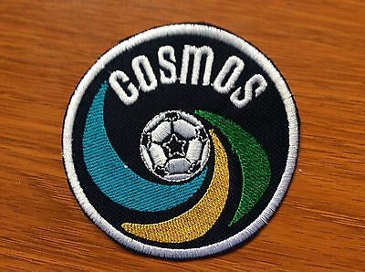 Patch Badge New York Cosmos - Nasl - North America Soccer League -