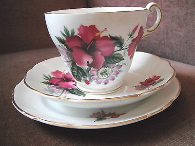 Regency Bone china made in England Trio