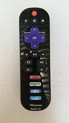 NEW ORIGINAL FOR Hisense Roku EN3B32HS TV Remote Control
