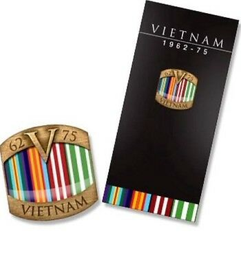 VIETNAM 1962-1975 Lapel Badge - Wear Remembrance Day ANZAC Day Veterans Day