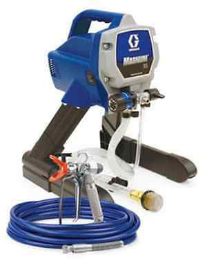 Airless Paint Sprayer Graco Gun Spray Applicator Wagner New Electric Titan Tip
