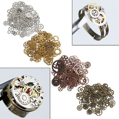 Swiss Made Cogs Gears Only Steampunk Watch Parts Art Project Crafts Jewellery A