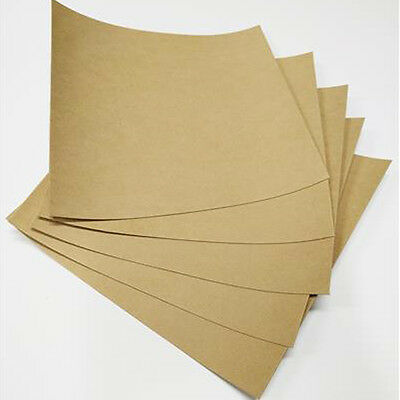 """Motorcycle / Automotive Gasket Paper 10"""" x 10"""" x 1/64"""" (approx 0.4mm thick)"""