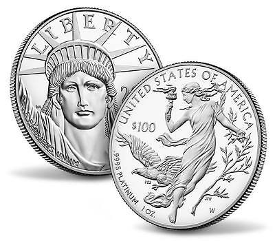 "American Eagle 2016 One Ounce Platinum Proof Coin """"""""""READY TO SHIP"""""""""""""""