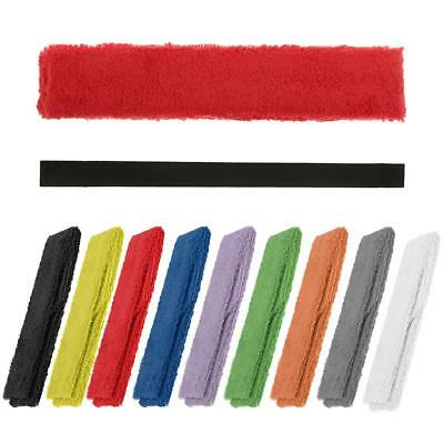 Soft Cotton Towel Grips Sweat Absorbent Over Grip for Badminton Tennis Rackets