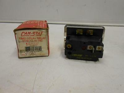 Cam Stat S106 - 1A - 45 - 75C Time Delay Relay, Spst Switch