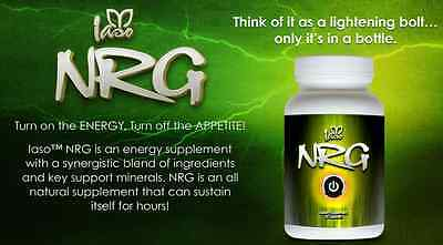 Iaso NRG - TOTAL LIFE CHANGES TLC - Weight Loss Energy - Diet Aid  FREE SHIPPING