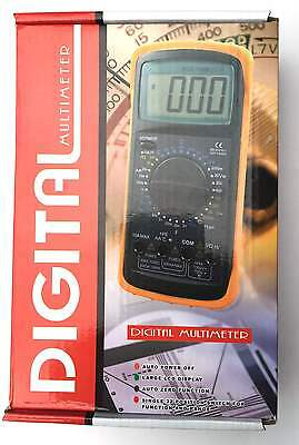Multimeter Digital DT5811 Automotive Tester LCD Display Auto Electricians *NEW*