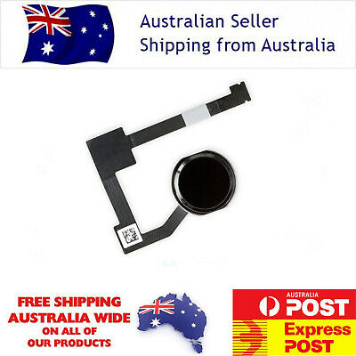 for iPad AIR 2 & iPad MINI 4 - Home Button Assembly with Flex Cable - GREY