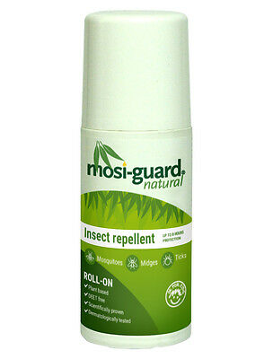 Mosi-Guard (MosiGuard) Natural 8 Hr Mosquito Repellent Roll-On 50ml